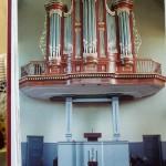 Van Dam orgel met preekstoel